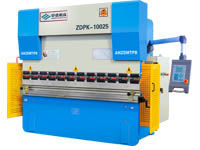 ZDMT hydraulic cnc press brake with DA41