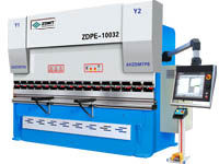 ZDPE series synchro hydraulic cnc press brake