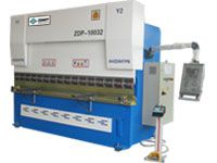 ZDPE-100/3200 Synchro hydraulic cnc press brake