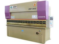 ZDMT Hydraulic press brake ZDP-80/3200 (WC67Y-80/3200)