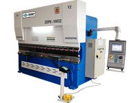 ZDMT synchro hydraulic cnc press brake ZDPE-10032 (WE67K-100/3200)