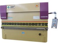 ZDMT hydraulic press brake ZDP-12532 (WC67Y-125/3200) E21