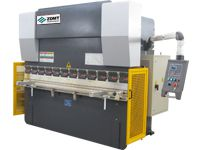 ZDMT hydraulic CNC press brake ZDPK-8025 (WC67K-80/2500)