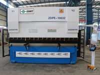ZDPE-10032 (WE67K-100/3200) ZDMT brand synchro hydraulic cnc press brake