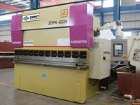 ZDPK-6325 (WC67K-63/2500) ZDMT bending machine/hydraulic cnc press brake