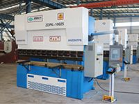 ZDPK-10025 (WC67K-100/2500) bending machine / sheet bending machine