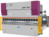 ZDPK-10032 (WC67K-100/3200) Hydraulic Press Brake / Sheet Bending Machine