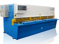 ZDS-632 (QC12Y-6X3200) Hydraulic Guillotine Machine / Cutter Machine