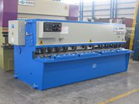 ZDS-632 (QC12Y-6X3200) Hydraulic Metal Sheet Shearing Machine