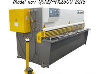 Small Sheet Metal Cutting Machine ZDS-425 (QC12Y-4X2500)