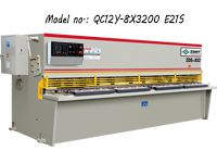 Sheet Metal Plate Cutting Machine ZDS-832 (QC12Y-8X3200)