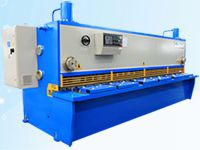 6*4000mm CNC Guillotine Shear
