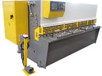 CNC Swing Beam Shearing Machine