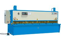 8*4000mm CNC Guillotine Shear