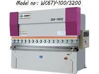 Steel Metal Processing Bending Machine