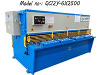 Manual Hydraulic Shearing Machine