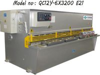 Plate Sheet Shearing Machine