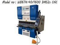 Mini CNC Press Brake Machine
