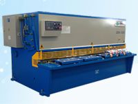 Steel / Aluminum alloy cutting machine