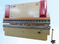 Manual Press Brake Bending Machine