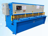 Manual Operation Hydraulic Shearing Machine