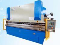 4000mm Plate Bending Machine