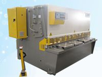 CNC Swing Beam Shear / Shearing Machine