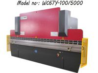 5000mm Hydraulic Plate Press Brake