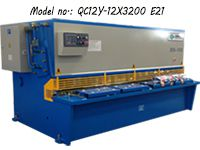 Hydraulic Cut Shear Machine