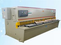 8mmX4000mm Steel Cutting Machine