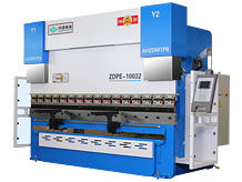 HIGH PRECISION ZDMT Synchro CNC Press Brake ZDPE-10032 (WE67K-100/3200)