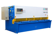 ZDPK-1232 (QC12K-12X3200) E200PS Hydraulic CNC Swing Beam Shear