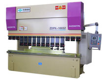 ZDPK-10032 (WC67K-100/3200) E210/E300 Stainless Steel Sink/Hand Basin CNC Plate Bending Machine