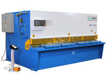 16mm Cutting Thickness and 3200mm Cutting Length Hydraulic Shearing Machine ZDS-1632 (QC12Y-16X3200)