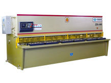 ZDS-640 (QC12Y-6X4000) Steel Sheet Cutting Machine