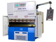 ZDPK-4015 (WC67K-40/1500) E200P Small CNC Press Brake