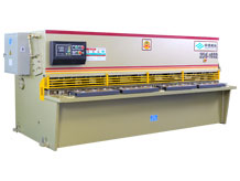 ZDS-1032 (QC12Y-10X3200) Steel Sheet Cutting Machine