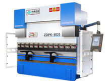 ZDPK-8025 (WC67K-80/2500) Hydraulic CNC Press Brake
