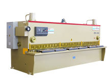 ZDG-632 (QC11Y-6*3200) Hydraulic Guillotine Shear Machine