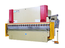 ZDPK-12540 (WC67K-125/4000) Hydraulic CNC Press Brake with E200P CNC controller