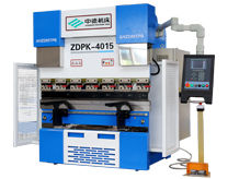 ZDPK-4015 (WC67K-40/1500) Mini CNC Press Brake