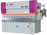 ZDP series hydraulic press brake