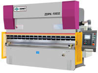 ZDPK series hydraulic cnc press brake