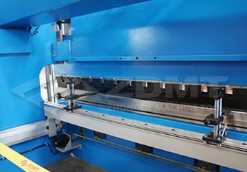 integrated backgauge system