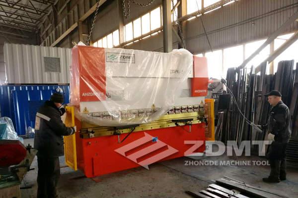 20170601 12532 E200P CNC press brake 2